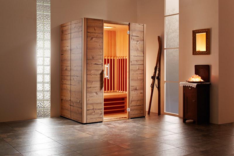 sauna infrarotkabine bedburg wasser w rme albers. Black Bedroom Furniture Sets. Home Design Ideas